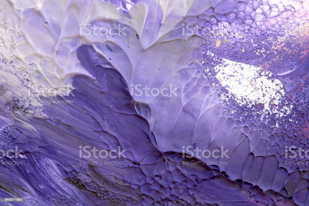 Hand drawn gouache painting. Abstract art background. Color texture - Royalty-free Abstrato Foto de stock