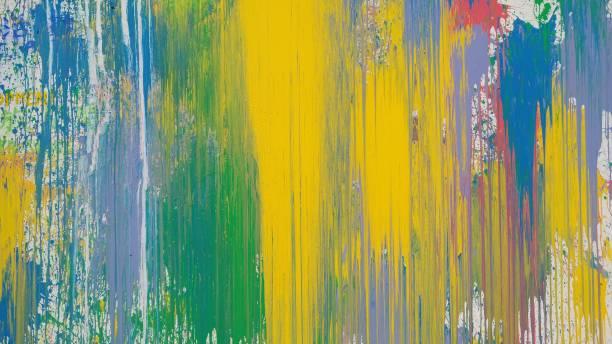 手繪油畫, 抽象藝術背景 - 挑染 個照片及圖片檔
