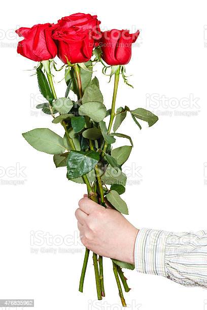 Hand giving bouquet of five red roses isolated picture id476835962?b=1&k=6&m=476835962&s=612x612&h=qt rmaa2trv5evgzrruty bv5xqtjpnzcwvemi3knxm=