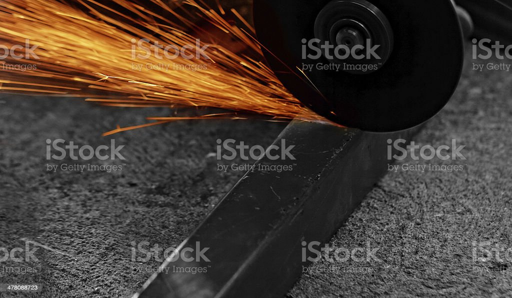 hand grinder royalty-free stock photo