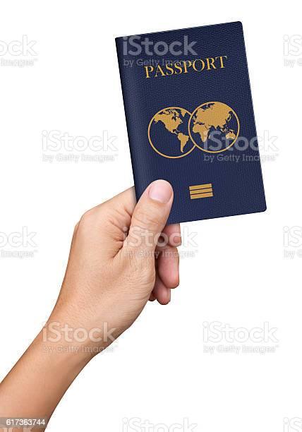 Hand hold blue passport isolated on white background picture id617363744?b=1&k=6&m=617363744&s=612x612&h=5oohyqvmlzr heh8zgk3ii819qlvgidw6k7azsh2lck=