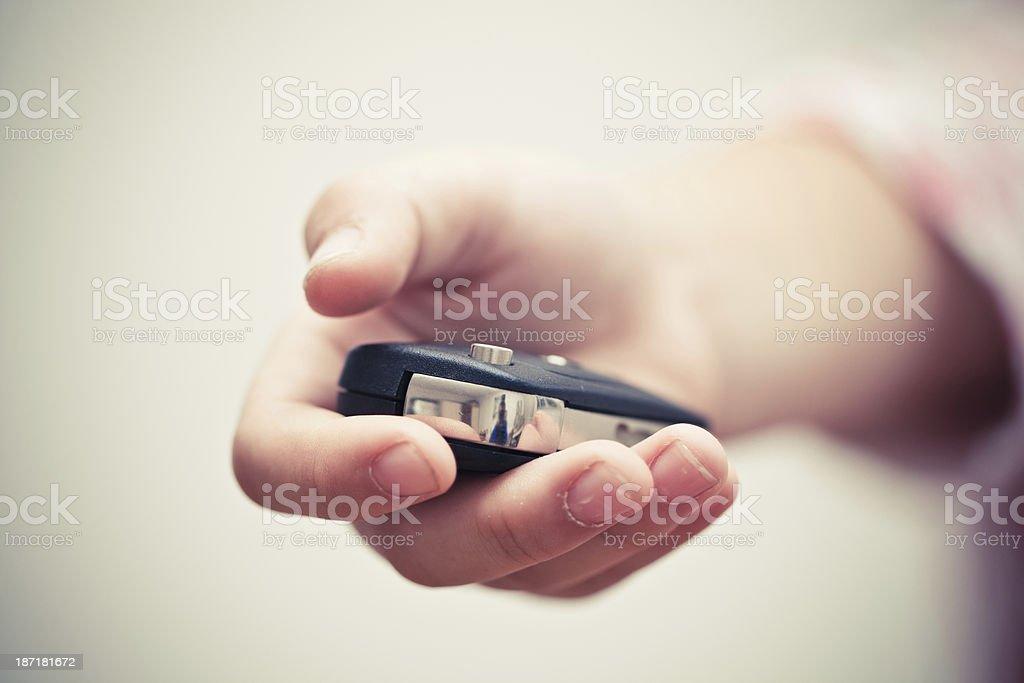 Car key – Foto