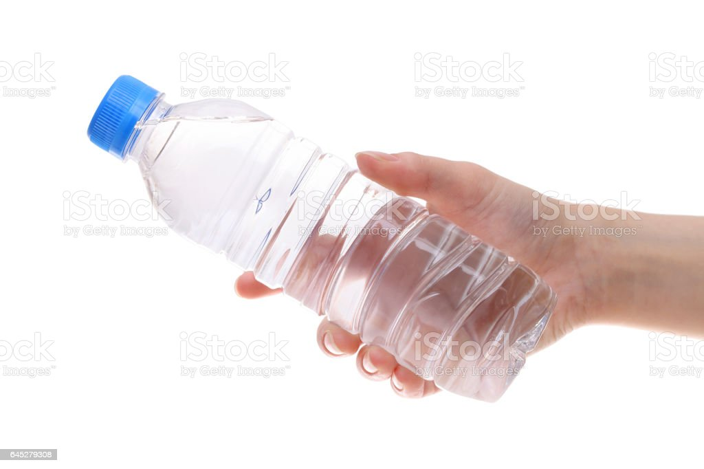 Hands Grasping Water