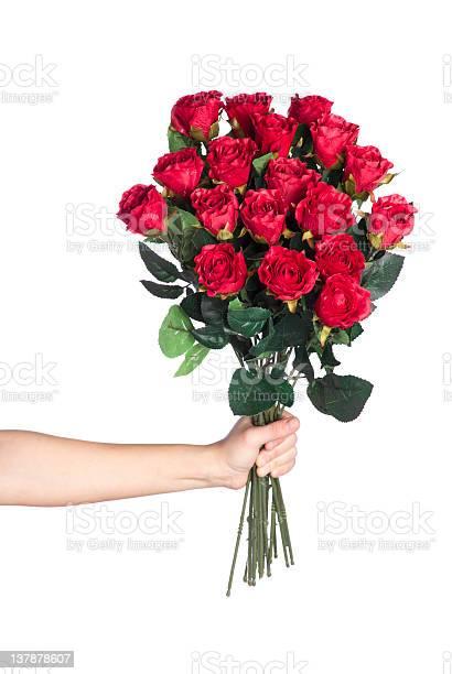 Hand holding bouquet of red roses picture id137878607?b=1&k=6&m=137878607&s=612x612&h=zzhgcw8nbajpznbrnnlkv21lujnheqgmolr6upjajbg=