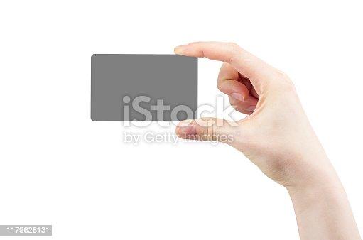 844190384 istock photo hand holding card 1179628131