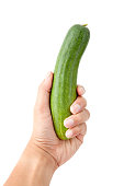 hand-holding-cucumber-on-white-backgroun