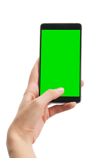 Hand Holding Green Screen Mobile Phone Stock Photo Download Image Now Istock Download for free in png, svg, pdf formats 👆. hand holding green screen mobile phone stock photo download image now istock