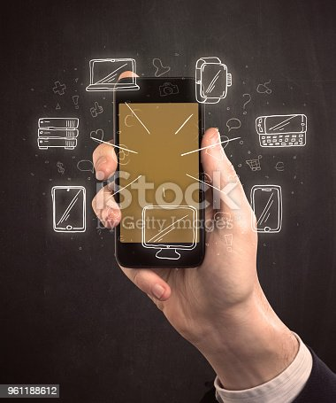613550610istockphoto hand holding smartphone 961188612