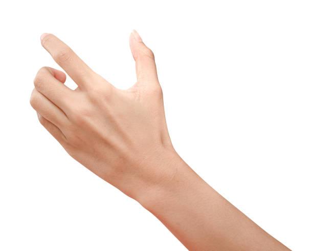 hand hält so etwas wie eine flasche oder kann - menschliche hand stock-fotos und bilder