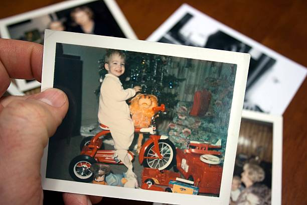 Hand holds vintage photograph of boy on tricycle at christmas picture id157524647?b=1&k=6&m=157524647&s=612x612&w=0&h=7sad6pvnksoecxfknhk mvtimyjiuxhurx2x4wh58pu=