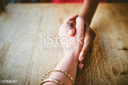 910835792istockphoto Hand in hand through it all 1170487501