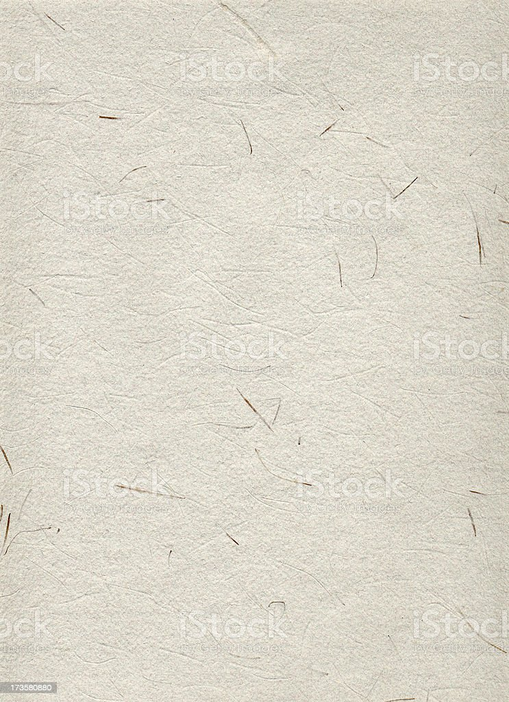 hand made paper b royalty-free stock photo