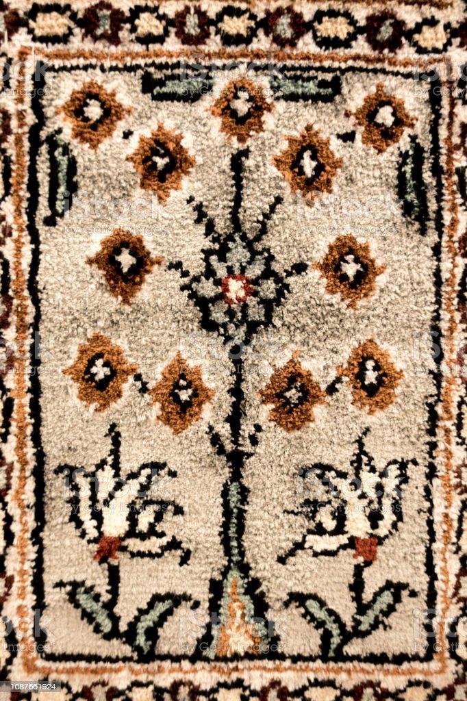Hand Made Turkish Traditional Carpet, Antaliya