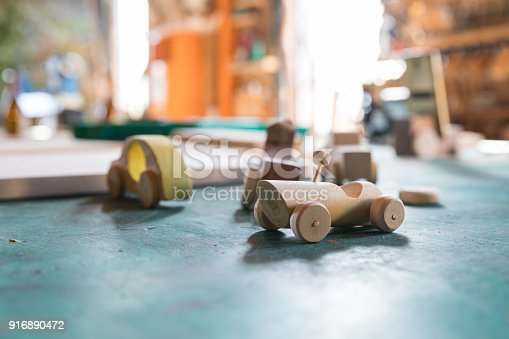 Hand made Wood toy