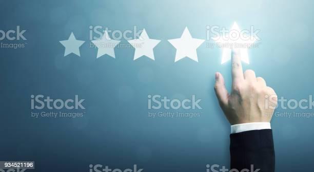 Hand of businessman touching five star symbol to increase rating of picture id934521196?b=1&k=6&m=934521196&s=612x612&h=l5ie94ulph5akltjxlrrkkj5xw1tbsvckp1lfws dbk=