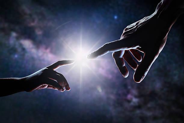ręka boga - bóg zdjęcia i obrazy z banku zdjęć