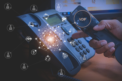 Telefone, VoIP