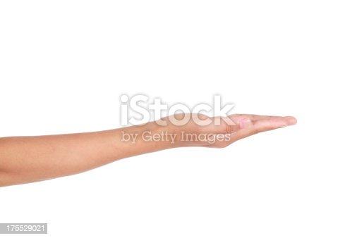 istock Hand Open 175529021