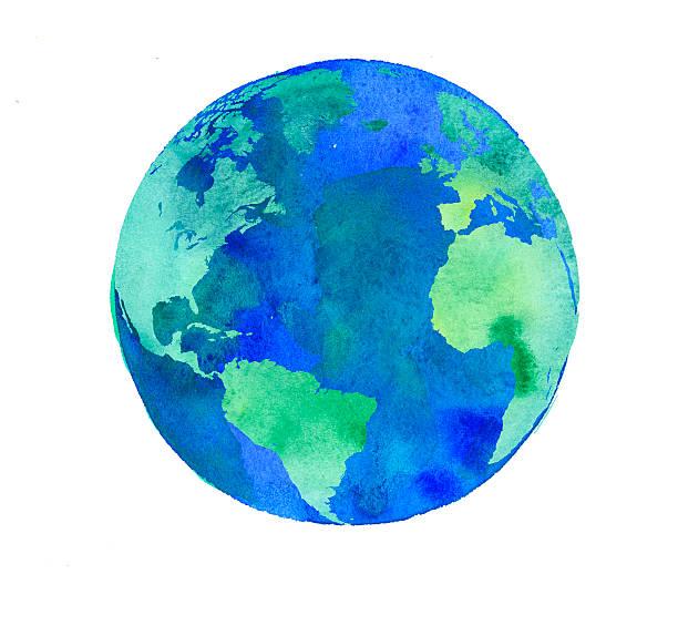 world map illustration stock photos