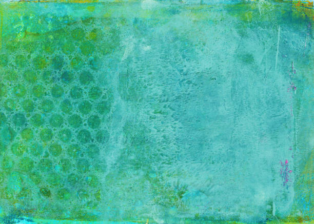 hand painted texture background with dots - etching stock pictures, royalty-free photos & images