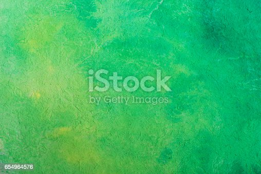 istock Hand painted watercolor background.Colored background. 654964576