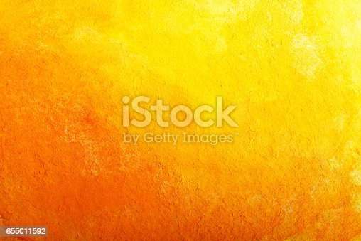 istock Hand painted watercolor background.Colored background. 655011592