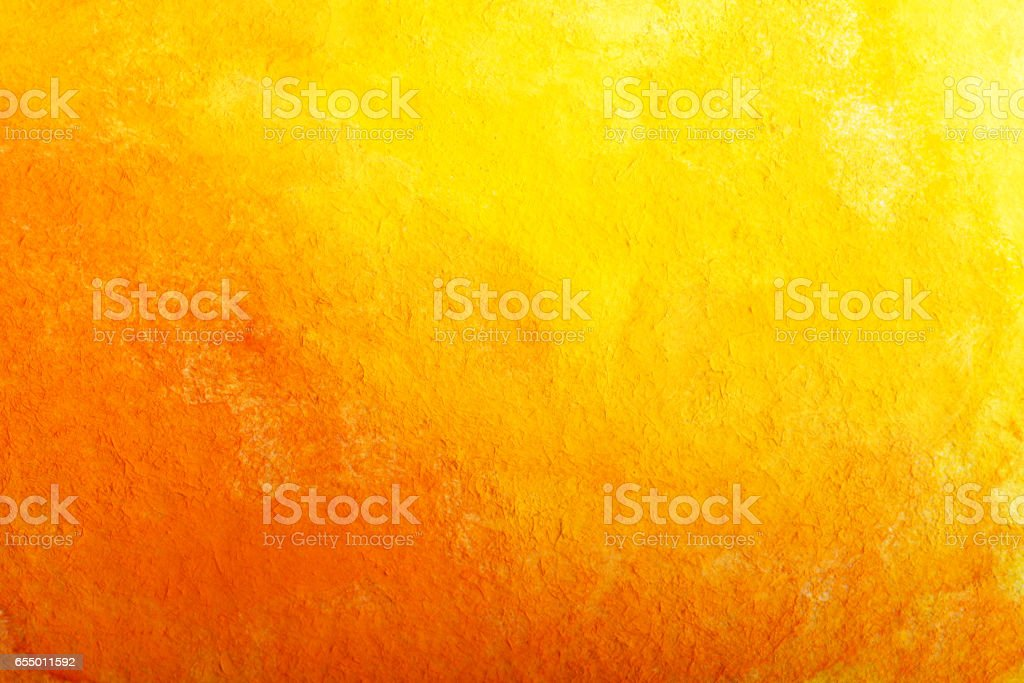 Hand painted watercolor background.Colored background. stock photo