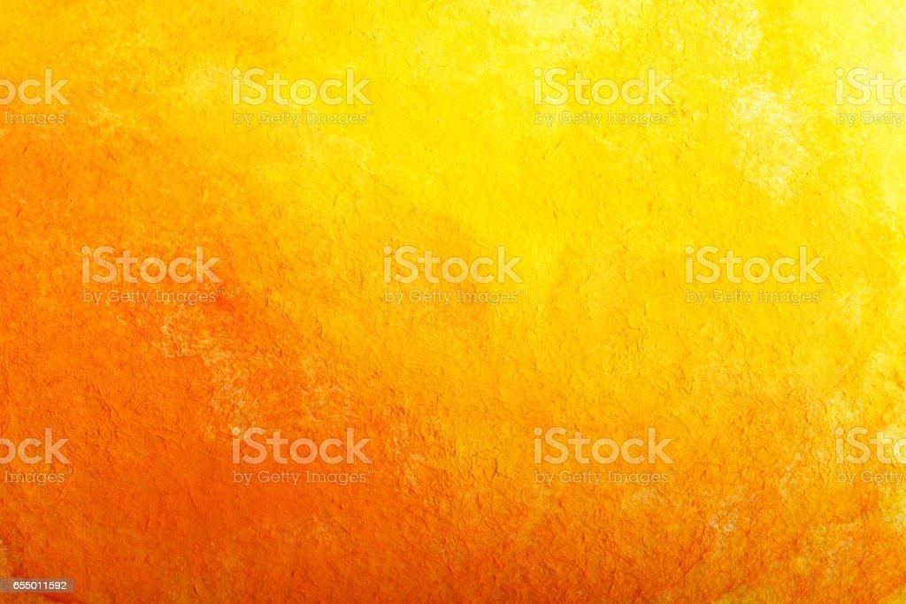 Handgemaltes Aquarell Hintergrund. Farbigen Hintergrund. – Foto