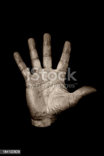 istock Hand 184102829