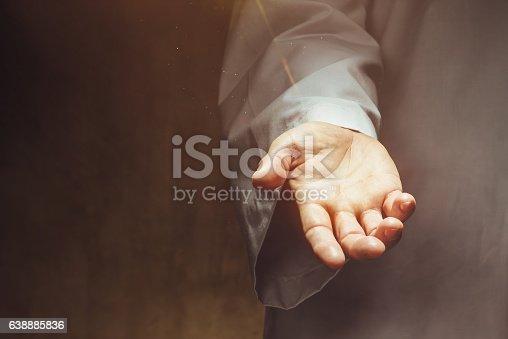 istock Hand 638885836