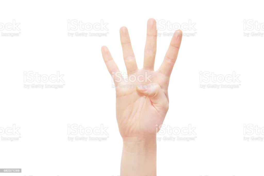 hand royaltyfri bildbanksbilder