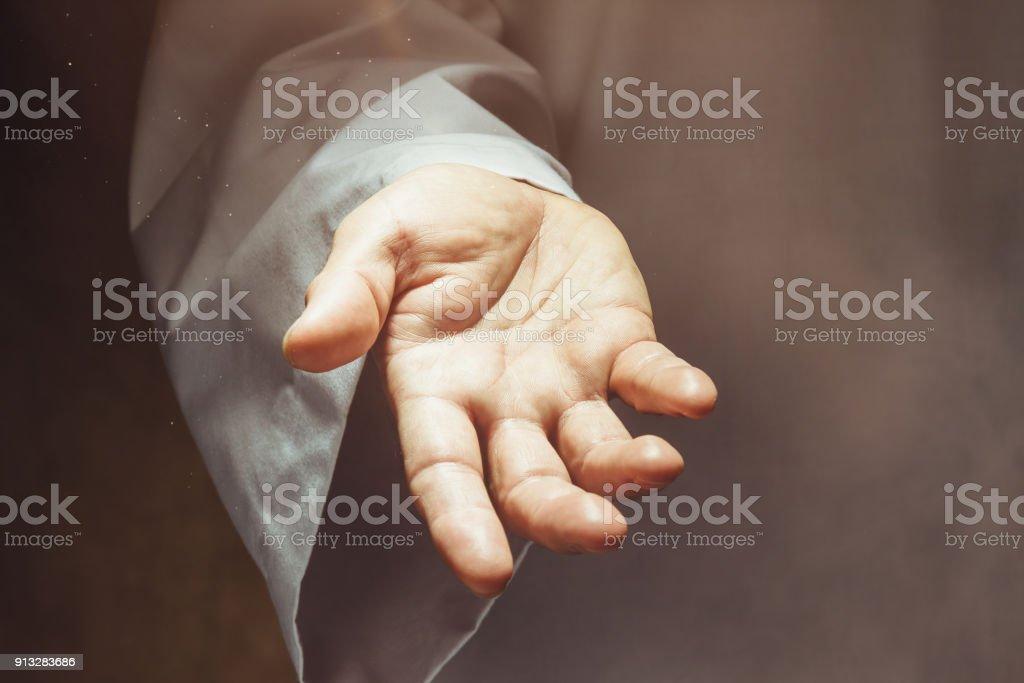 La main - Photo