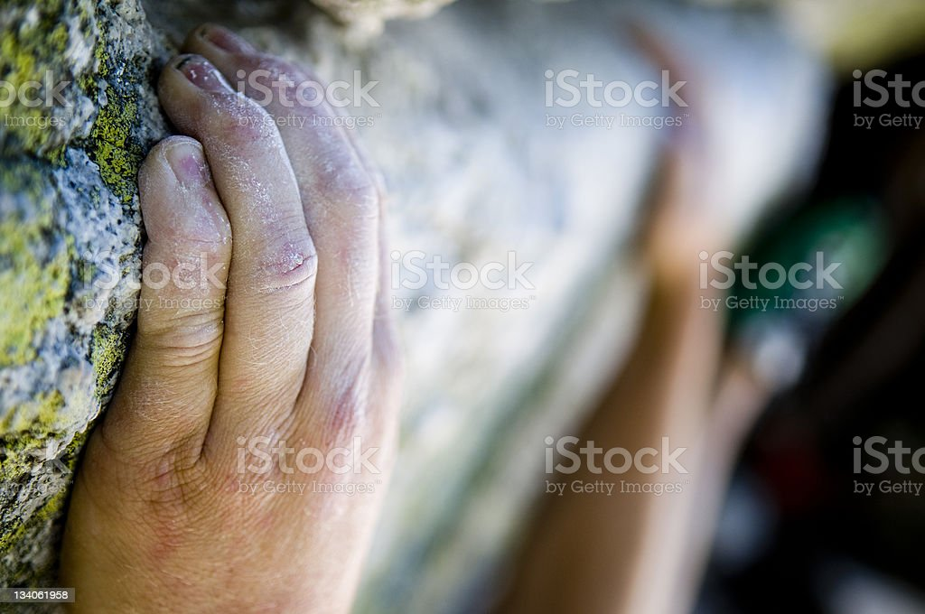 hand power royalty-free stock photo