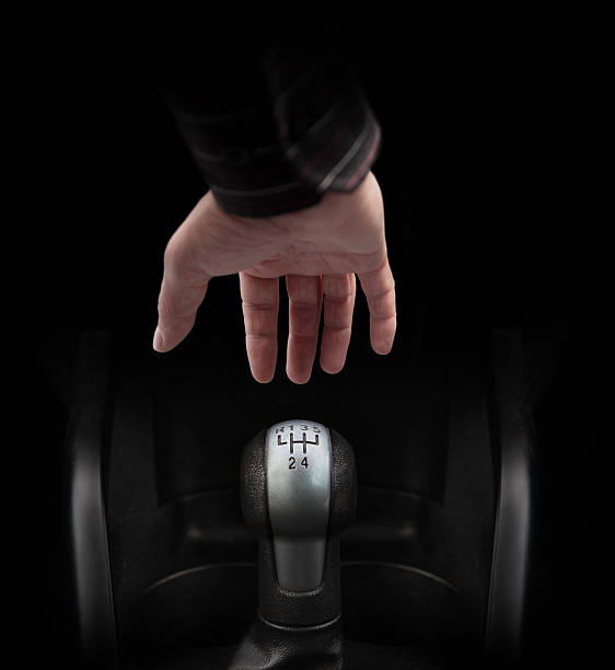 Hand Ready to Gear Up  gearshift stock pictures, royalty-free photos & images