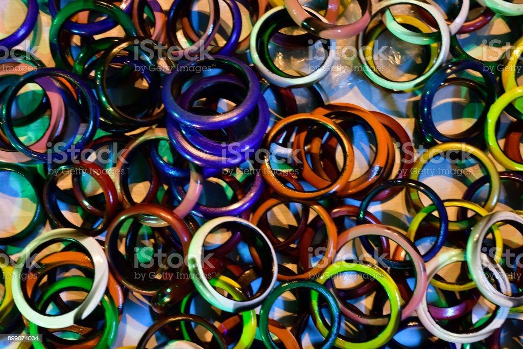 Hand Ring stock photo