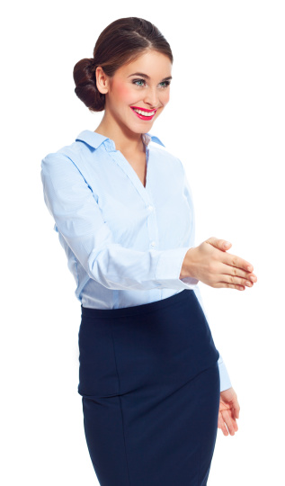Hand Shake Stock Photo - Download Image Now