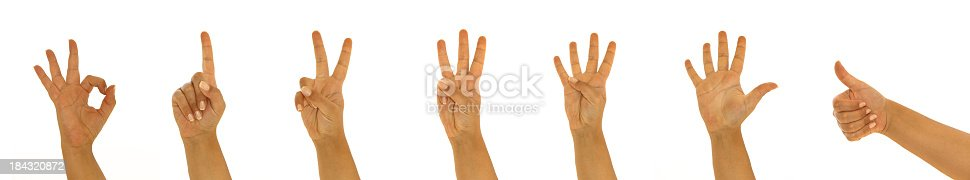 466657402 istock photo Hand signs 184320872