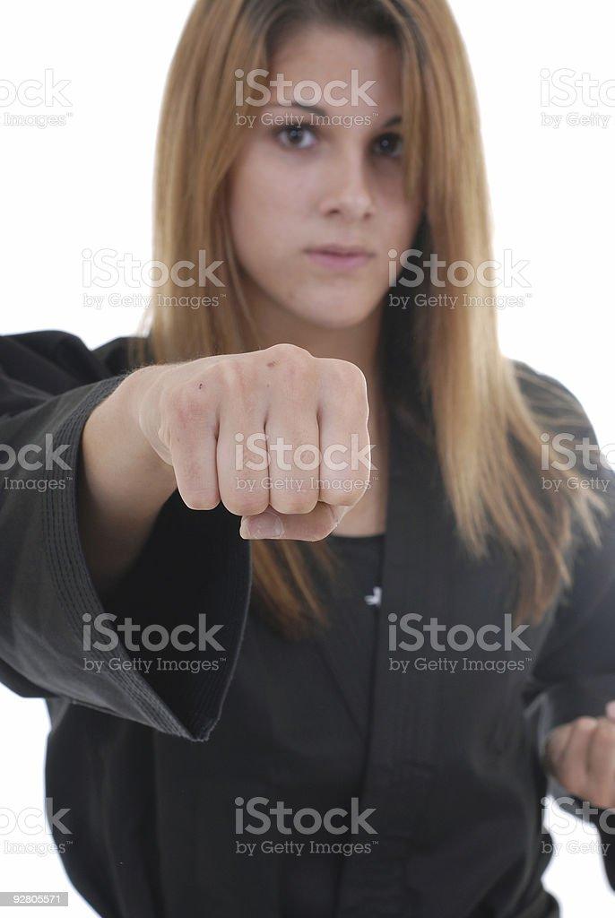 Hand speed stock photo