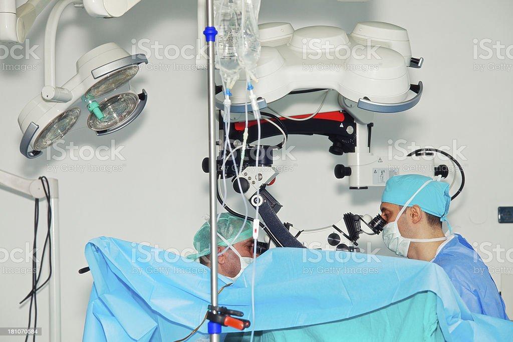 Hand Surgery royalty-free stock photo