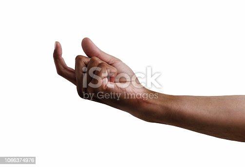 istock hand symbol 1066374976