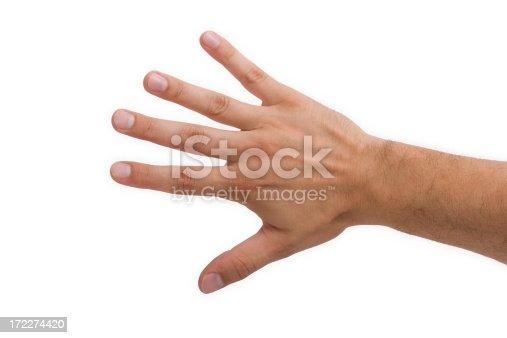 Hand gestures series