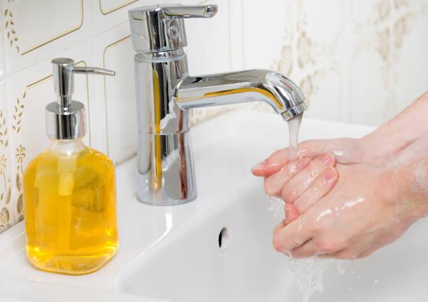 Lavage des mains - Photo