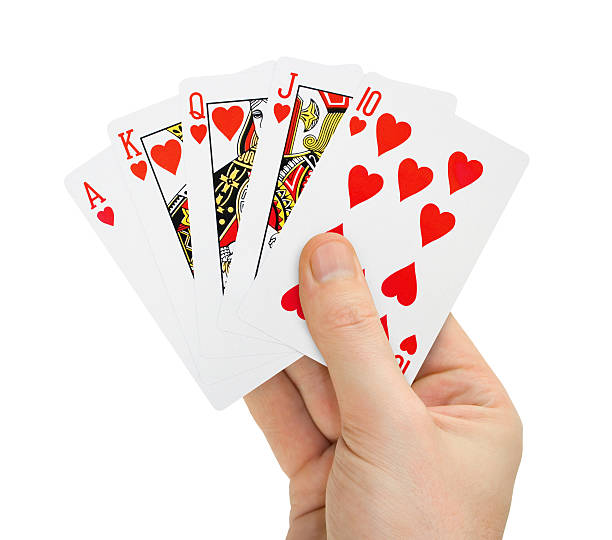 Best Poker Hand Stock Photos, Pictures & Royalty-Free