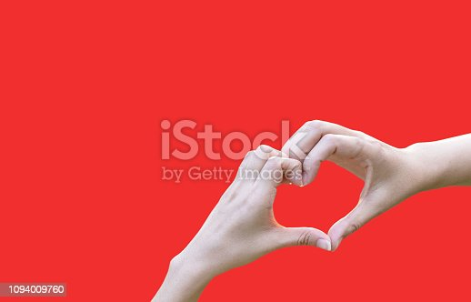 istock creative abstract heart with thorns background 3d
