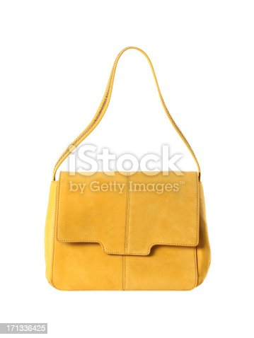Handbag (Isolated With Clipping Path Over White Background)Please see some similar pictures from my portfolio: