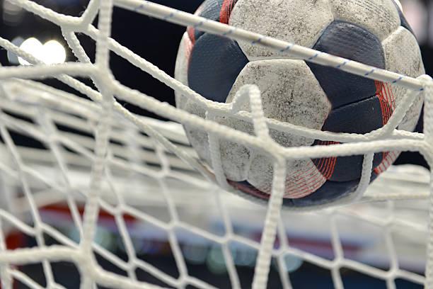 handball - goal - handboll bildbanksfoton och bilder