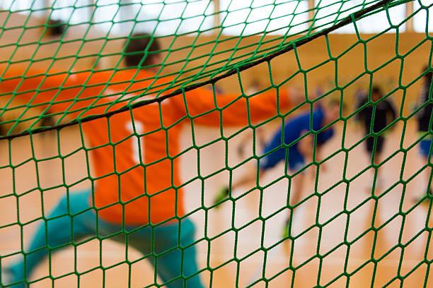 handball goalkeeper - handboll bildbanksfoton och bilder