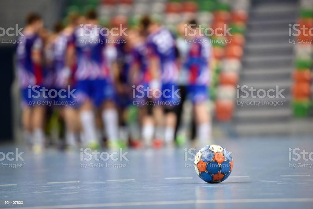 Handball - fotografia de stock