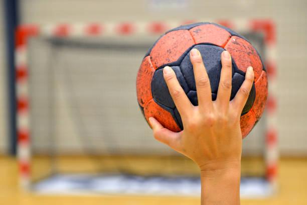 handbollsspelare - handboll bildbanksfoton och bilder