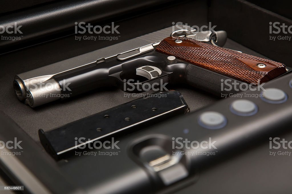 Image result for Gun Safe istock